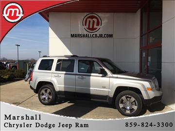 2011 Jeep Patriot for sale in Crittenden, KY