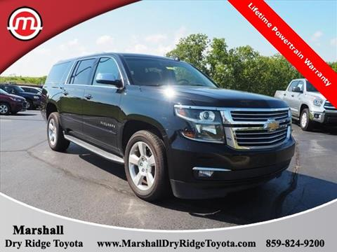 2016 Chevrolet Suburban for sale in Dry Ridge, KY