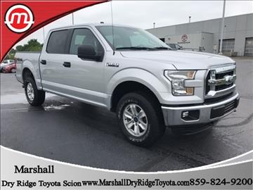 2016 Ford F-150 for sale in Dry Ridge, KY