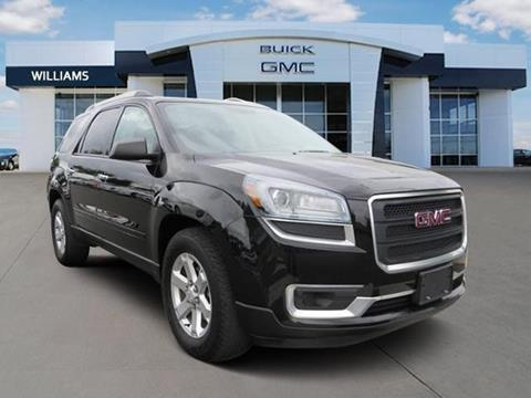 2016 GMC Acadia for sale in Charlotte, NC