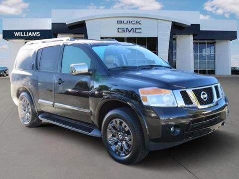 2015 Nissan Armada for sale in Charlotte, NC
