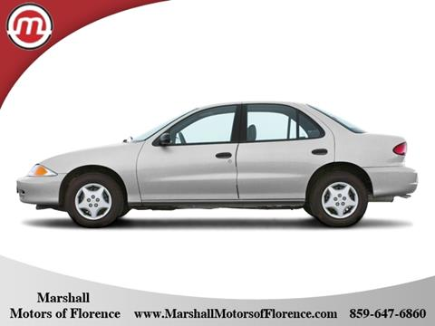 2001 Chevrolet Cavalier for sale in Florence, KY