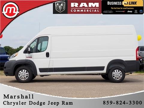 2018 RAM ProMaster Cargo for sale in Crittenden, KY