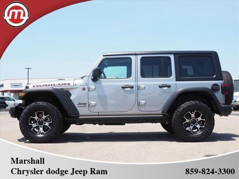 2018 Jeep Wrangler Unlimited for sale in Crittenden, KY