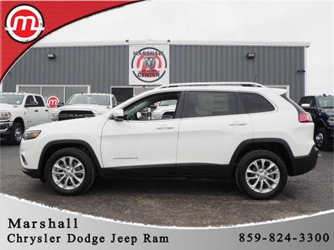 2019 Jeep Cherokee for sale in Crittenden, KY
