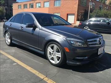 2011 Mercedes-Benz C-Class for sale in Van Nuys, CA