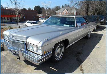 1973 Cadillac DeVille For Sale - Carsforsale.com®