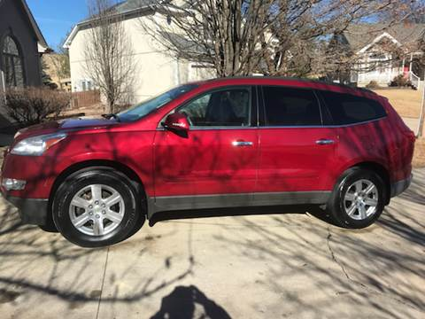 2012 Chevrolet Traverse for sale at Nice Cars in Pleasant Hill MO