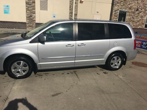 2008 Dodge Grand Caravan for sale at Nice Cars in Pleasant Hill MO