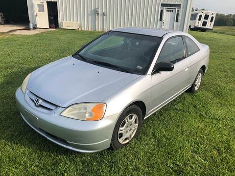 2002 Honda Civic for sale in Pleasant Hill, MO
