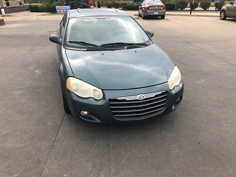 2005 Chrysler Sebring for sale in Pleasant Hill, MO