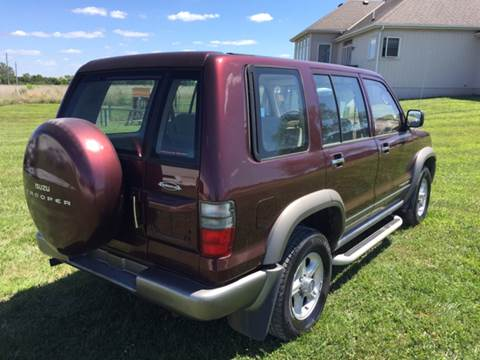 2000 Isuzu Trooper for sale in Pleasant Hill MO