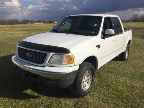 2001 Ford F-150 for sale in Pleasant Hill, MO