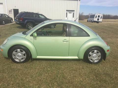 2001 Volkswagen New Beetle for sale in Pleasant Hill, MO