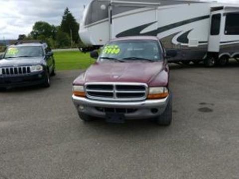 2000 Dodge Dakota for sale in Wysox, PA