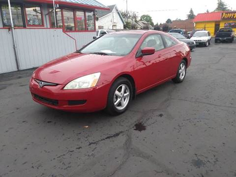2004 Honda Accord for sale in Portland, OR