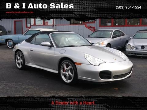 2004 Porsche 911 for sale in Portland, OR