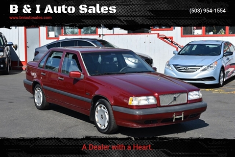 1995 Volvo 850 for sale in Portland, OR