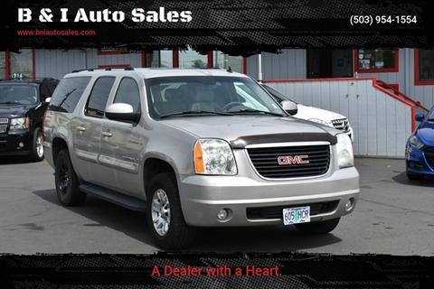 2007 GMC Yukon XL for sale in Portland, OR