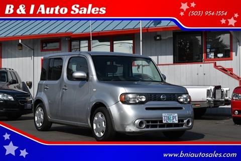 2009 Nissan cube for sale in Portland, OR