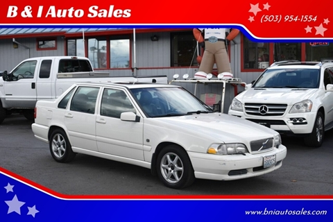 1999 Volvo S70 for sale in Portland, OR
