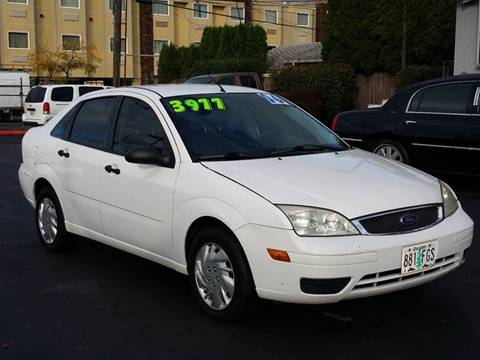 2006 Ford Focus for sale in Portland, OR