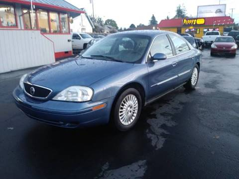 2002 Mercury Sable for sale in Portland, OR