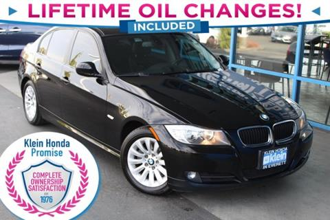 2009 BMW 3 Series for sale in Everett, WA