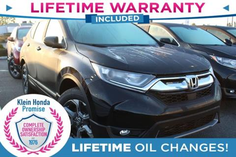 2017 Honda CR-V for sale in Everett, WA