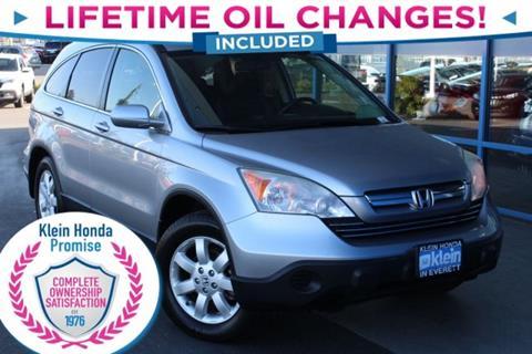 2007 Honda CR-V for sale in Everett, WA