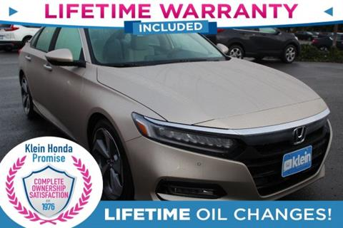2018 Honda Accord for sale in Everett, WA