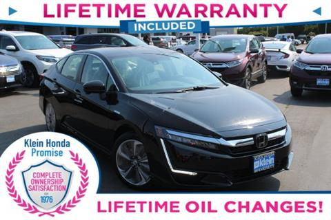 2018 Honda Clarity Plug-In Hybrid for sale in Everett, WA