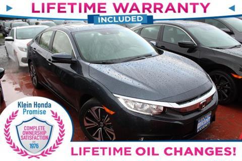 2018 Honda Civic for sale in Everett, WA