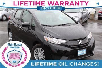 2017 Honda Fit for sale in Everett, WA