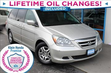 2005 Honda Odyssey for sale in Everett, WA