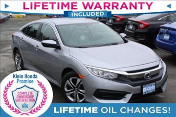 2017 Honda Civic for sale in Everett, WA