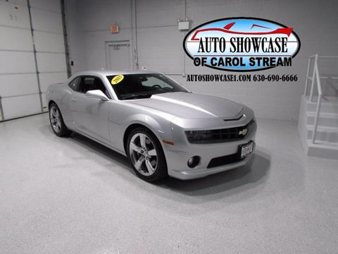 Used 2013 chevrolet camaro for sale in illinois for 1 sherwood terrace lake bluff il