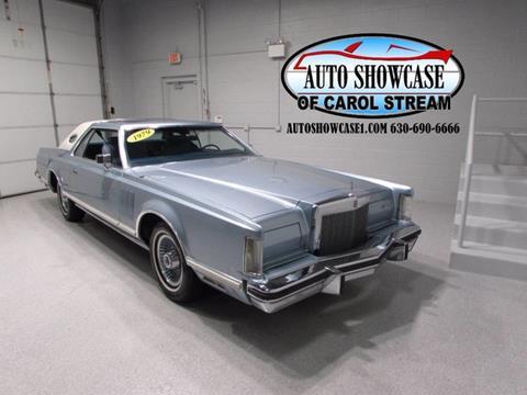 1979 Lincoln Continental for sale in Carol Stream, IL