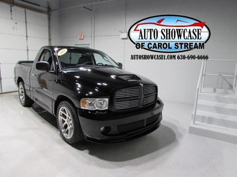 2004 dodge ram pickup 1500 srt 10 for sale. Black Bedroom Furniture Sets. Home Design Ideas