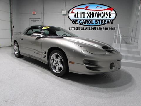 2002 Pontiac Firebird for sale in Carol Stream, IL