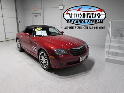 2006 Chrysler Crossfire for sale in Carol Stream, IL