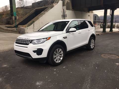 2017 Land Rover Discovery Sport for sale in Paterson NJ
