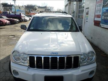 2006 Jeep Grand Cherokee for sale in Nashua, NH