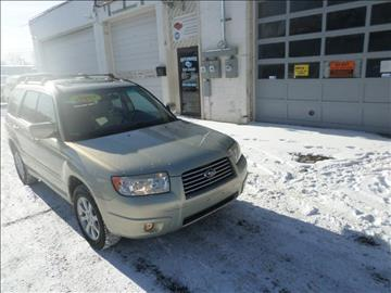 2007 Subaru Forester for sale in Nashua, NH