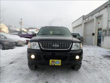 2005 Ford Explorer for sale in Nashua, NH