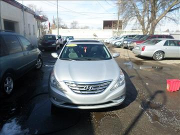 2011 Hyundai Sonata for sale in Nashua, NH