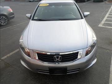 2009 Honda Accord for sale in Nashua, NH