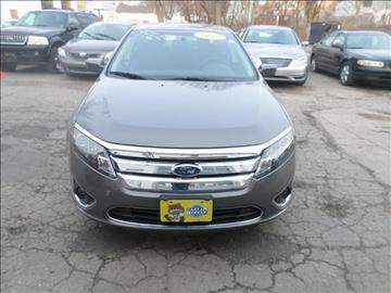 2012 Ford Fusion Hybrid for sale in Nashua, NH