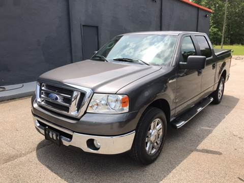 2008 Ford F-150 for sale in Griffin, GA