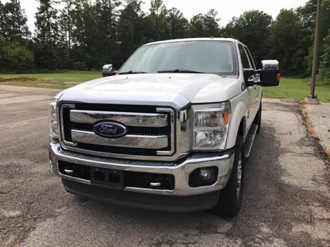 2012 Ford F-250 Super Duty for sale in Griffin, GA